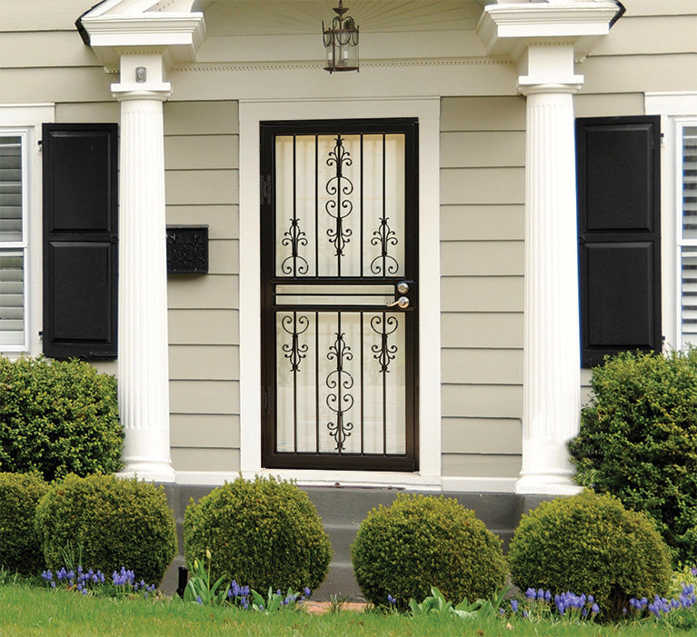 Security Door Painting Add On Dc Painting Llc